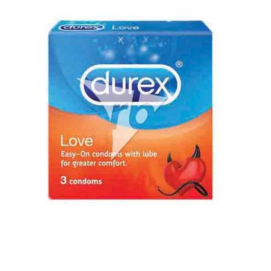 Durex Extra Safe Easy On + Love Easy On+Real Feel 3S