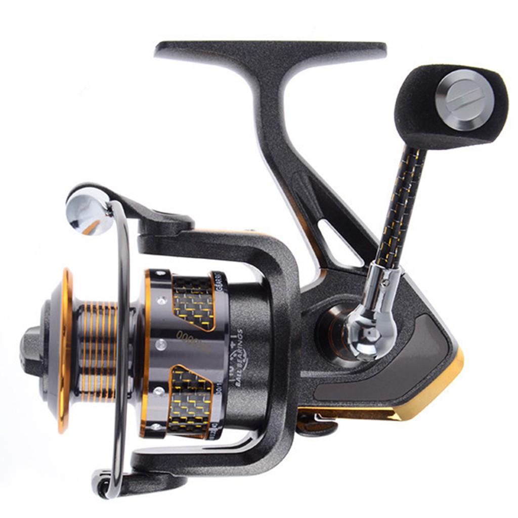 SeaKnight Carbon Fiber Super Light DR2000//3000//4000 11BB Spinning Fishing Reel