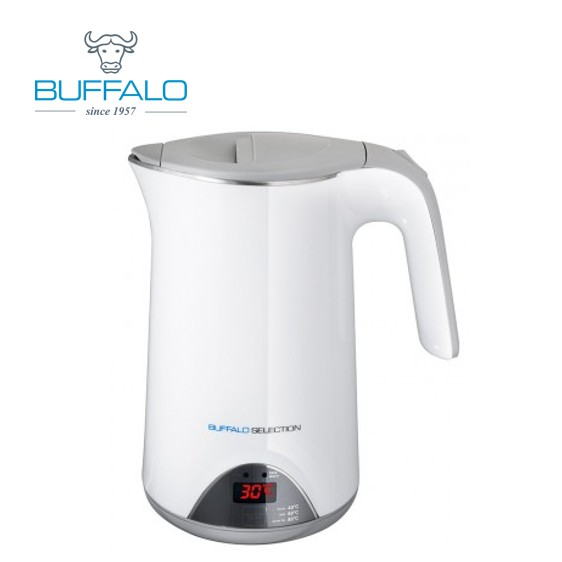 Buffalo 1.7L Stainless Steel Inner Electric Kettle KW69