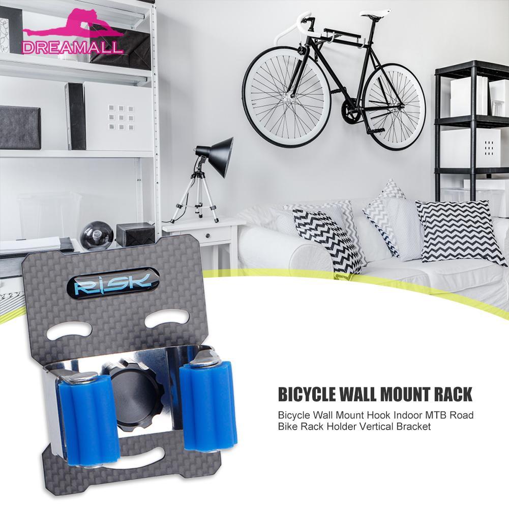 Bike Wall Mount Hook Holder Mountain Bicycle Storage Bracket Stand Hanger NIGH