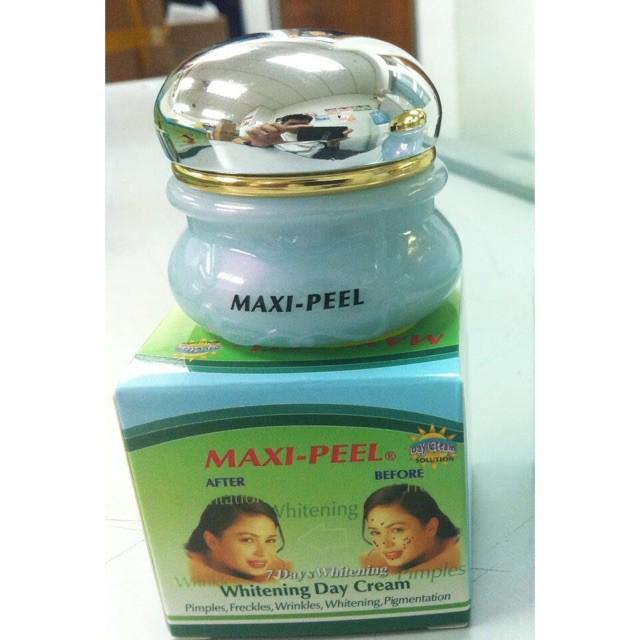 Maxi Peel Whitening Day and Night Cream 20 g