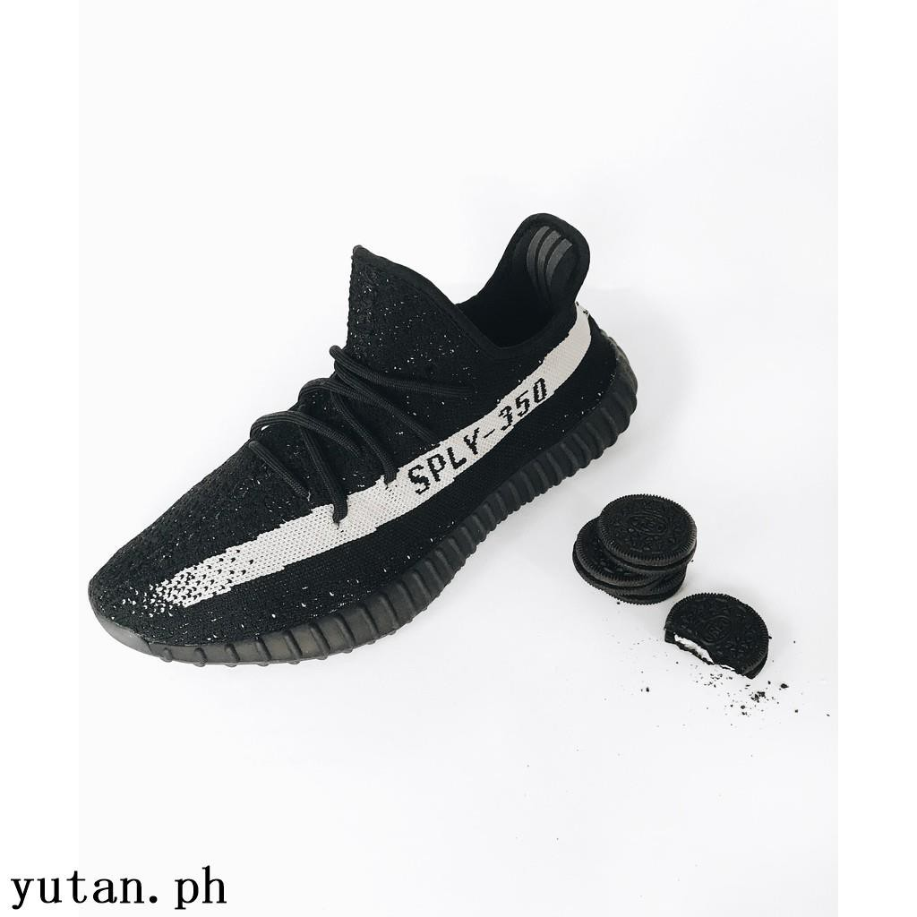 innovative design 3d656 7d935 Adidas Yeezy Boost V2 Sply 350 Black White Oreo High Premium