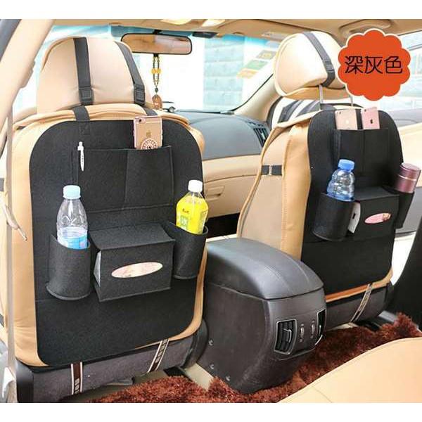 Car Organizer Car Accessories Car Back Seat  Organizer (ready stock)