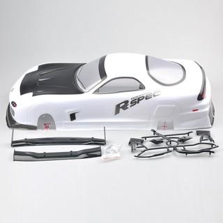 ღGB 1/10 RC Car Body Shell for Mazda RX-7 Tamiya 190mm