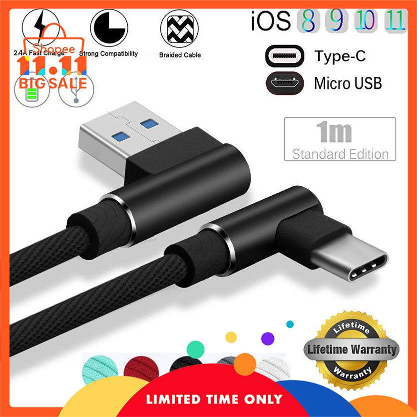 Original SONY 1.5Amp Charging Adapter & Sync Data Cable Micro USB & Type C | Shopee Malaysia