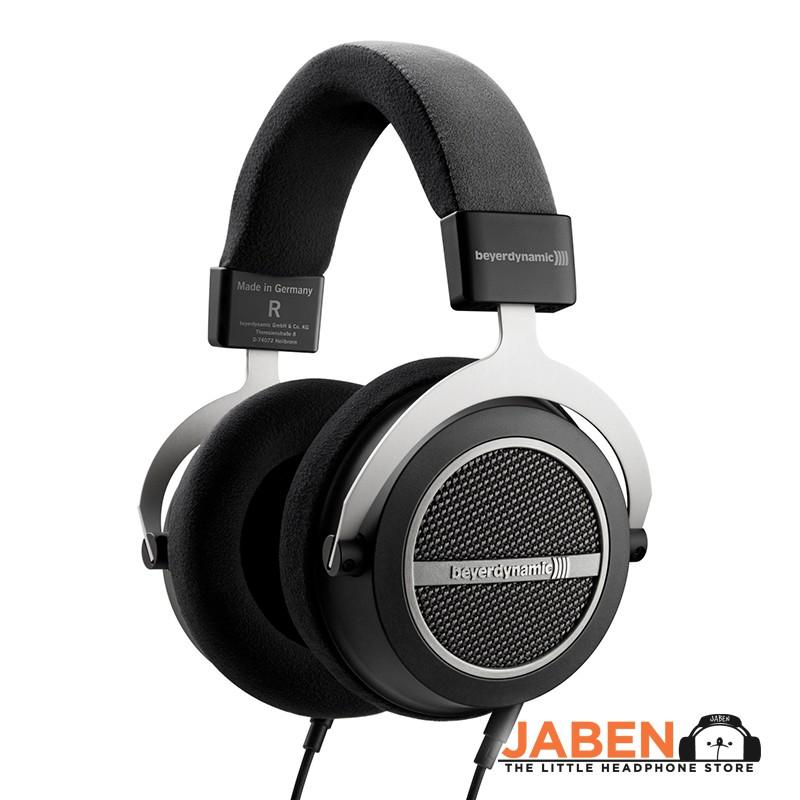 beyerdynamic Amiron Home Hi-Res Tesla Premium Sound 250 ohm Opened Back Over Ear Headphones [Jaben]