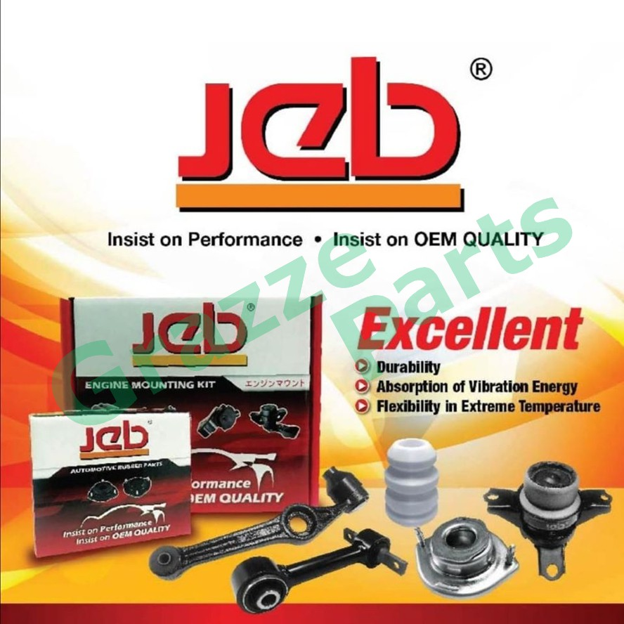 JEB LH Front Lower Control Arm 4013A091 for Mitsubishi Triton KB4T (4X2) 2006