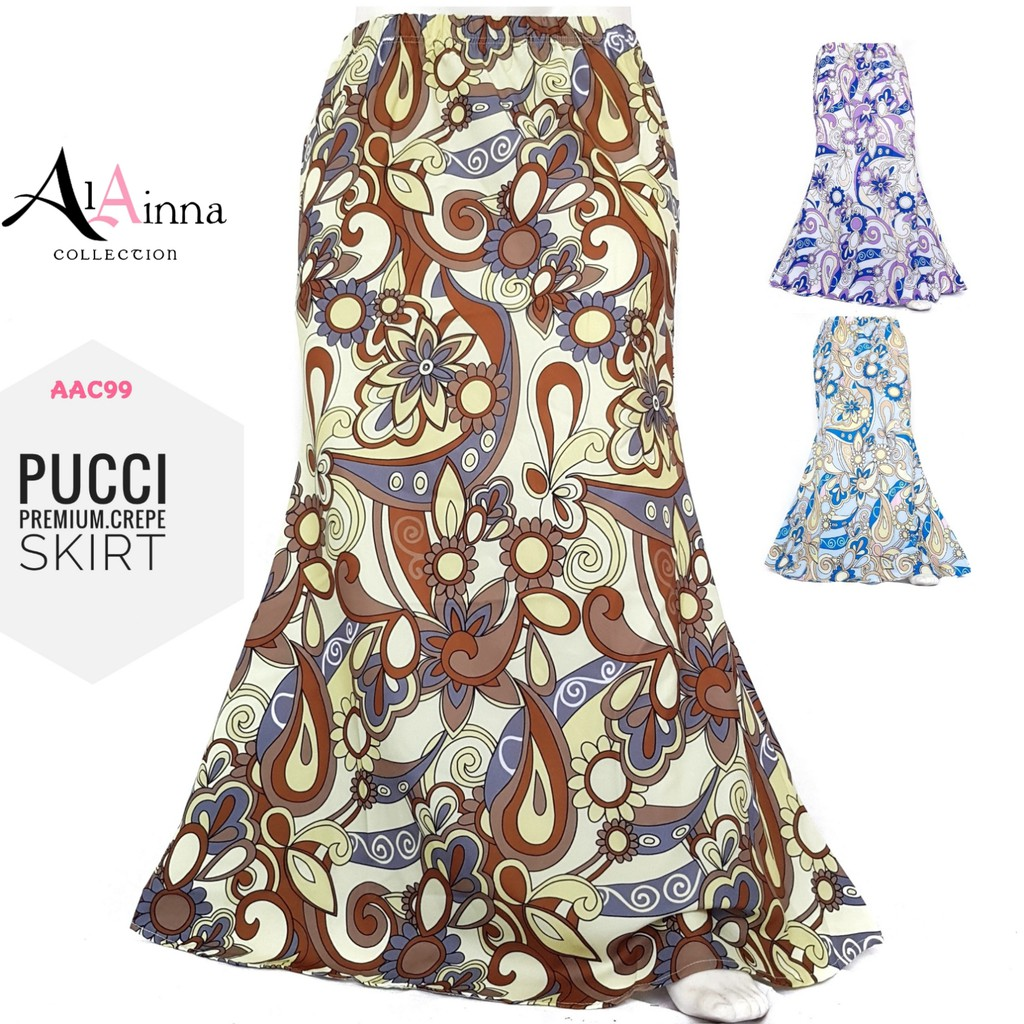 Pucci Skirt Muslimah Bottoms Online Shopping Sales And Promotions Liana Dress Muslim Beige Fashion Oct 2018 Shopee Malaysia