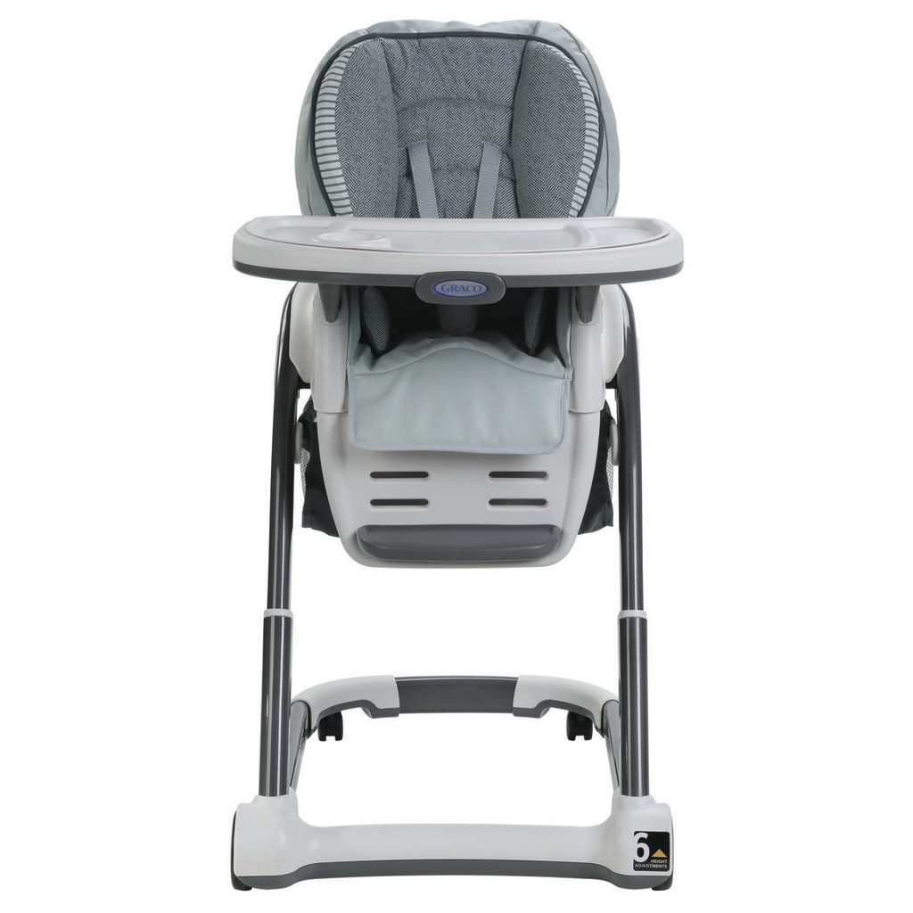Graco Blossom LX 6-in-1 Convertible Kids Highchair Raleigh NEW