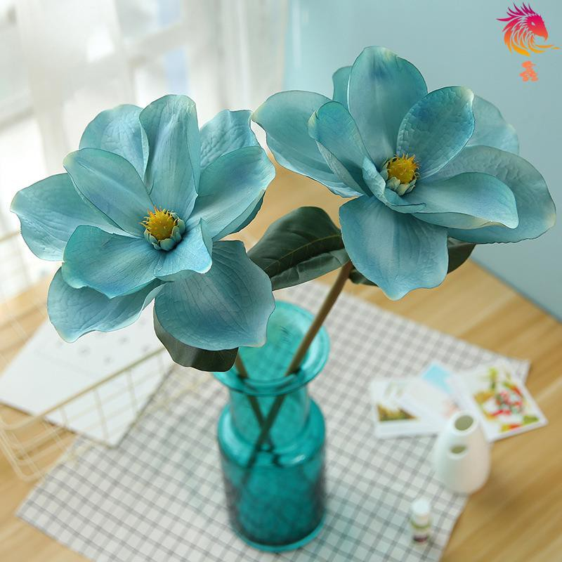 Factory Wholesale New Artificial Flower Home Decoration Feel
