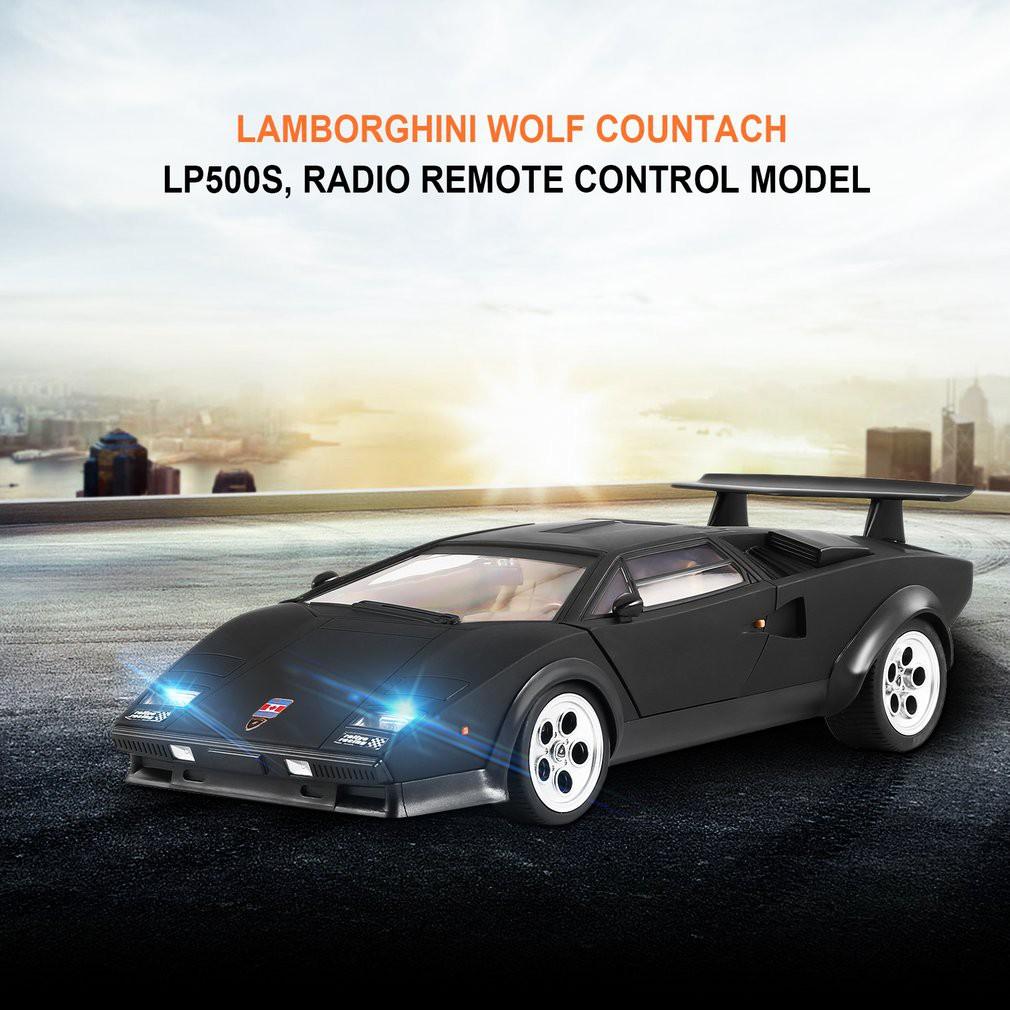 1 14 Car Toy For Lamborghini Wolf Countach Lp500s Radio Remote
