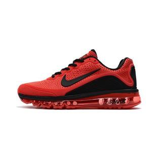 Nike Air Max 2017.5 Men Running Shoes Red Black Sko og  Shoes and
