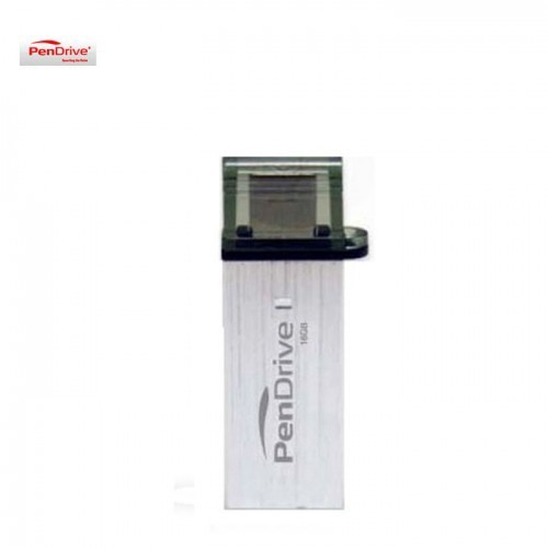 PenDrive On-The-Go (OTG) 16GB [Silver]