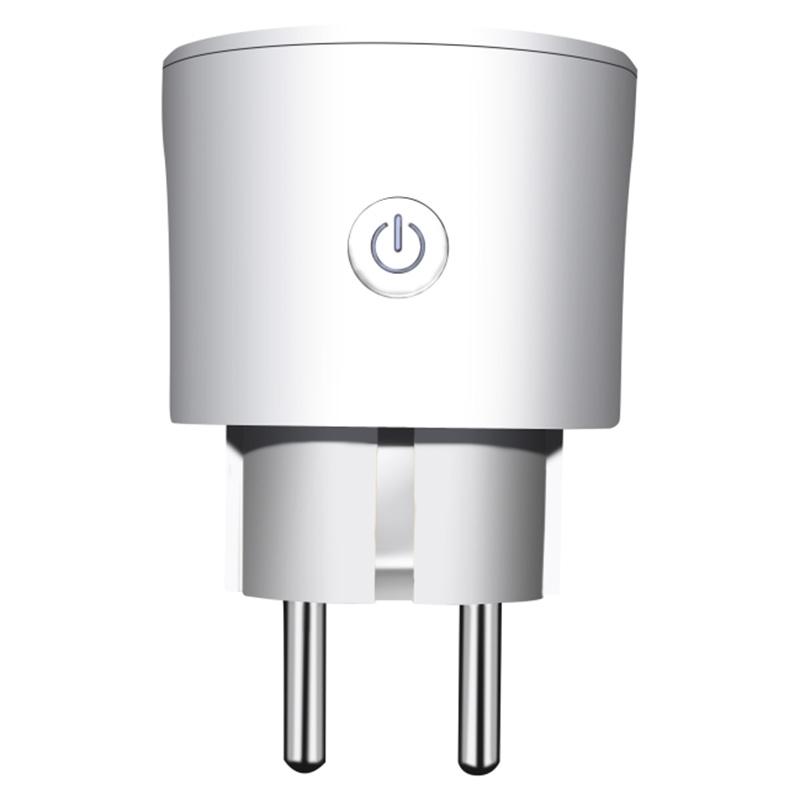 Smart WiFi EU Plug APP Remote Control Timer Socket for Home Automatization