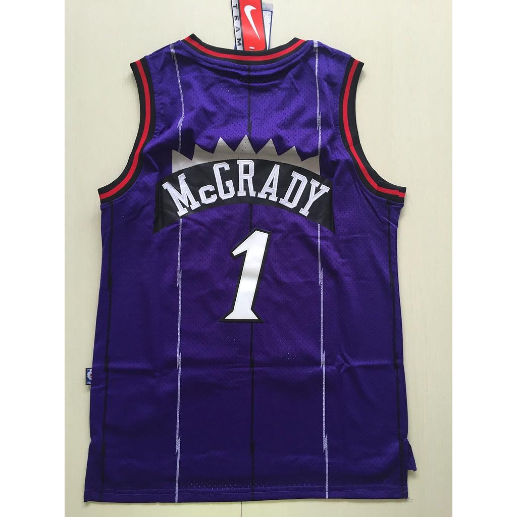 Toronto Raptors Tracy McGrady  1 jersey sets  aadddf956