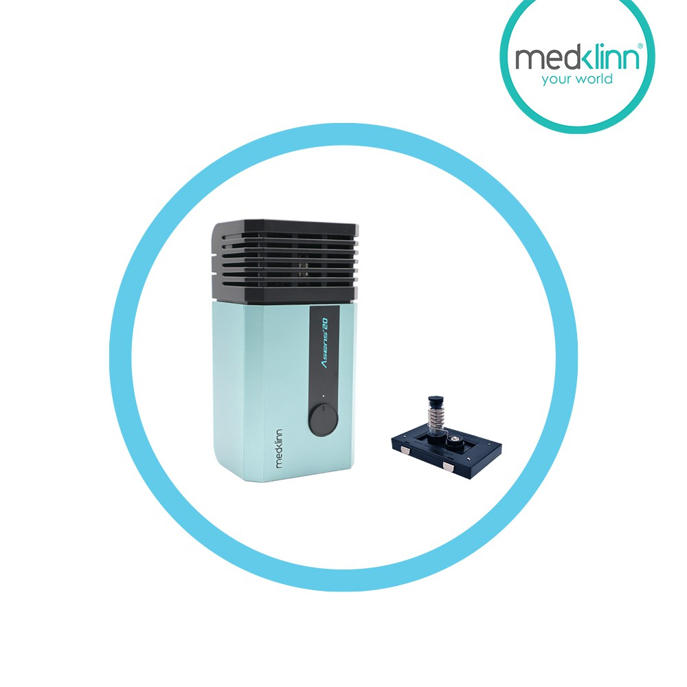 Medklinn Asens+20 + Cartridge Combo Air+Surface Sterilizers Home Series