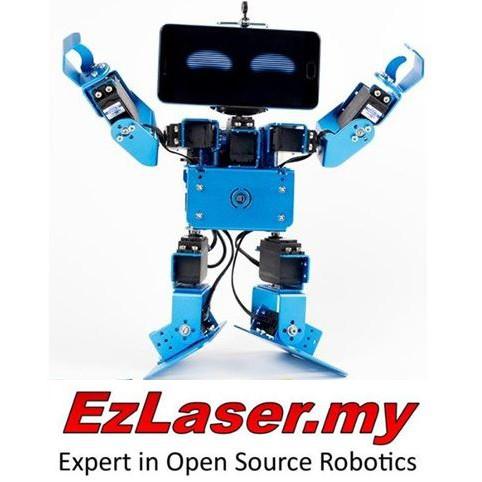 RoboSpace IronBot Mate Humanoid Robot STEM Education Kit DIY Toy