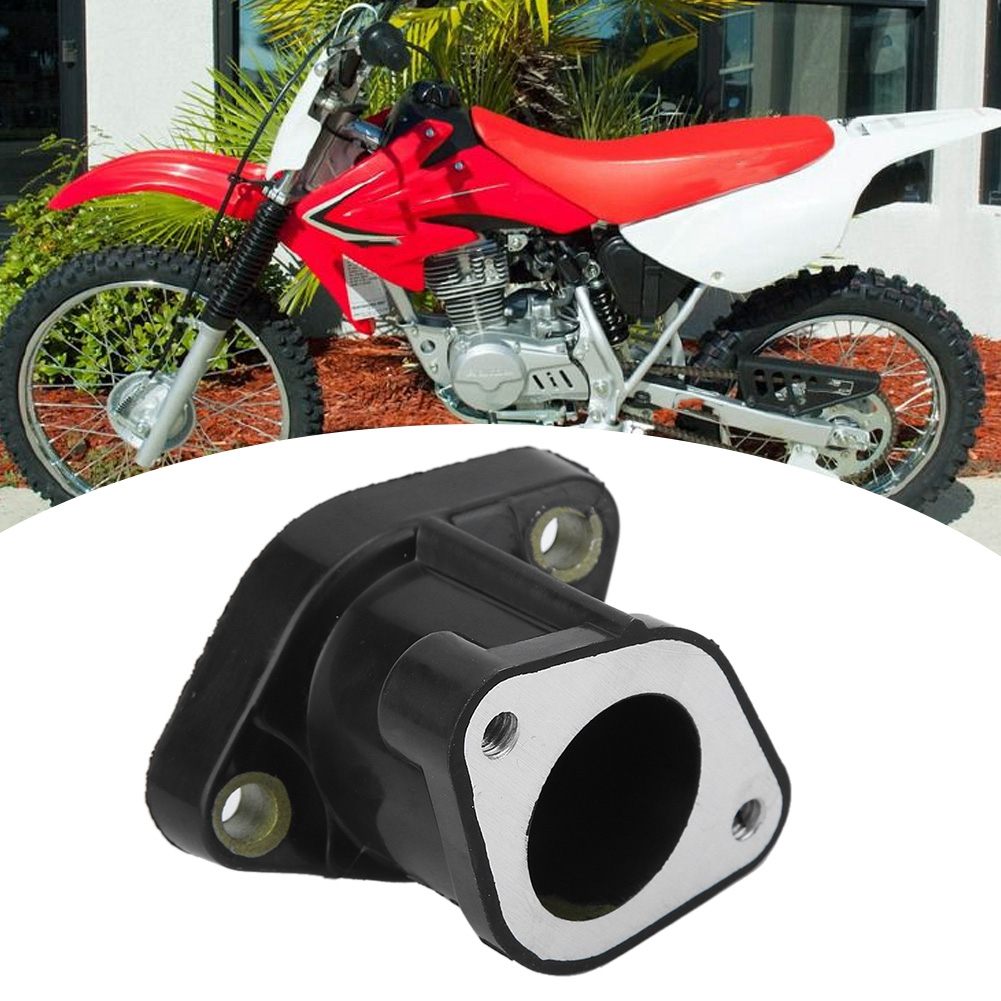 Quality Carburetor Intake Manifold Adapter Joint Boot Fit for Honda CRF100F  XR100R