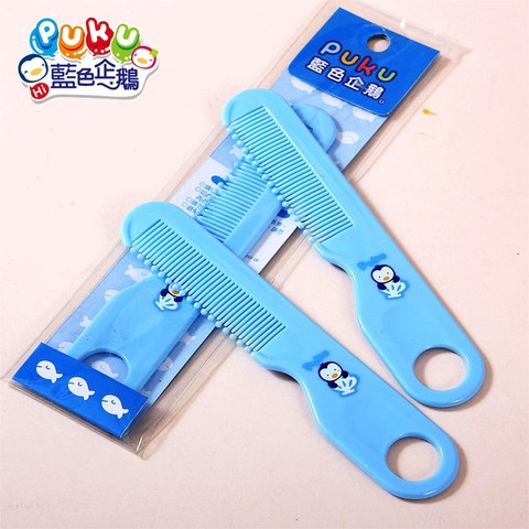 Ready Stock Puku Baby Head Safety HAIR Comb 梳子 P16602