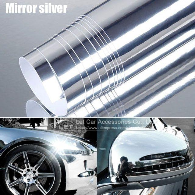 Adhesive Headlight Dash Lamp Protector Film Bumper Hood Paint Anti UV Vinyl Wrap