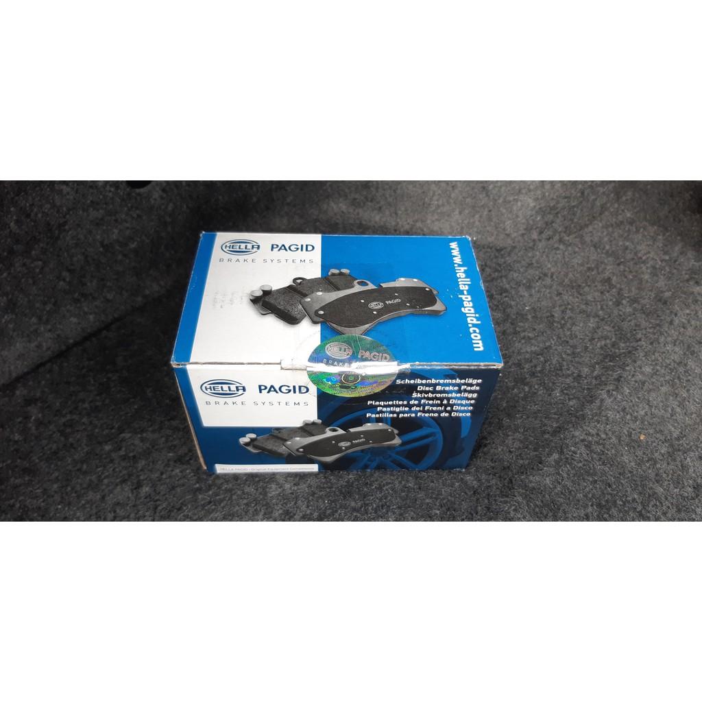 For BMW F22 F30 F32 F33 3 Series 4 Series Front//Rear Brake Pad Set Hella//Pagid