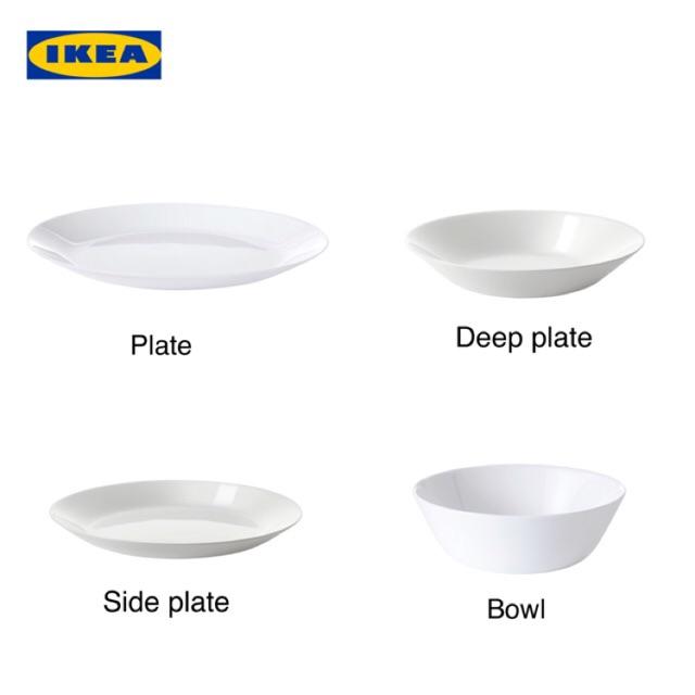 Enchanting Ikea Fargrik Deep Plate Ideas - Best Image Engine ...