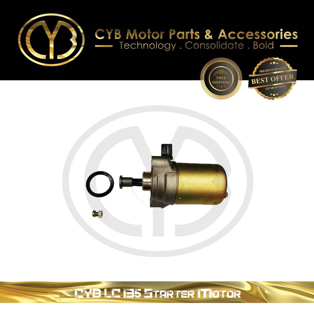 CYB LC135 Starter Motor
