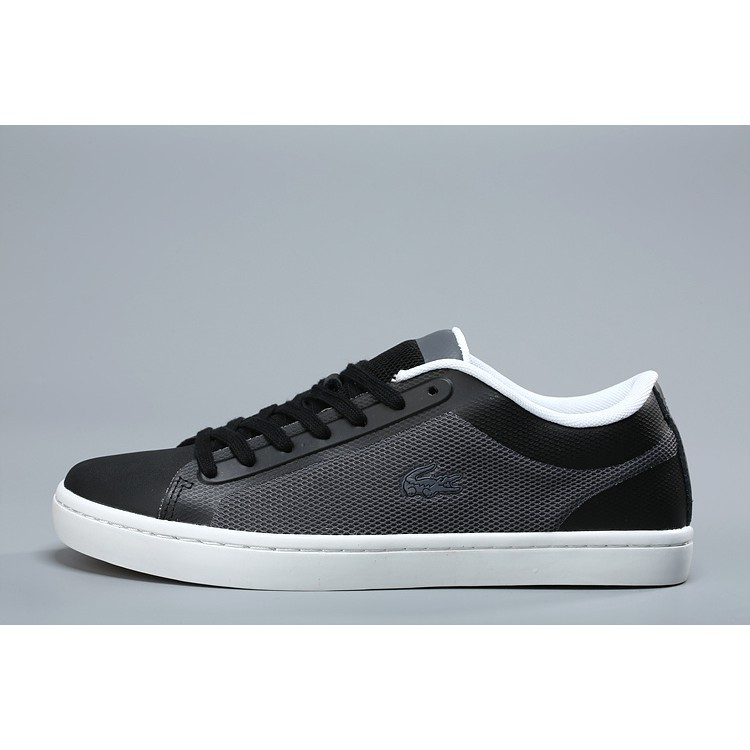 ff4e180a8 LACOSTE Low Lace Leather Cortex Casual Shoes White 40-45