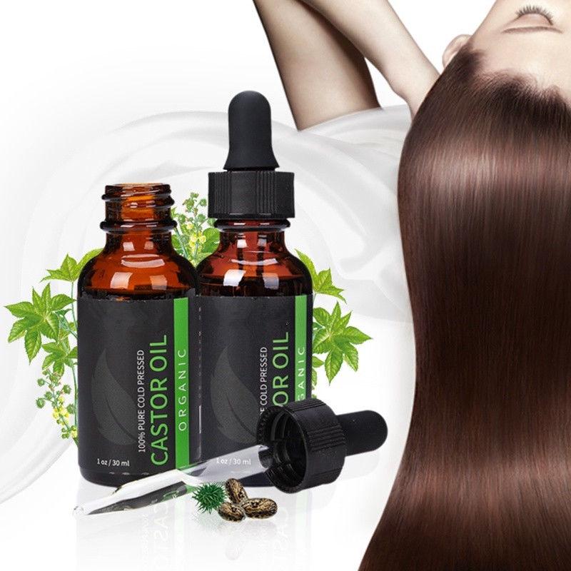 b48b58733db ProductImage. Premium Organic Castor Oil for Eyelashes, Eyebrows, Hair  Growth ...