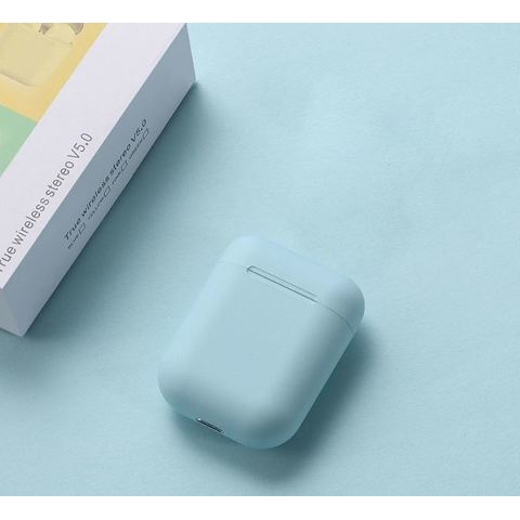 Bluetooth headset inpods12 macaron wireless twins sports binaural 5.0 touch mini Bluetooth headset