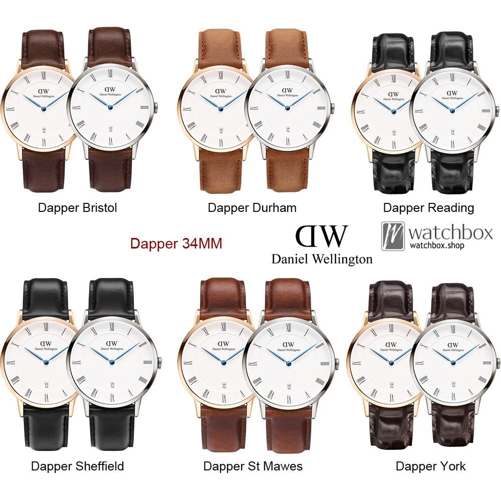 55a7e05917307 Original Daniel Wellington DW Watch Men Dapper Bristol
