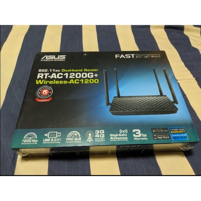 Asus Router RT-AC1