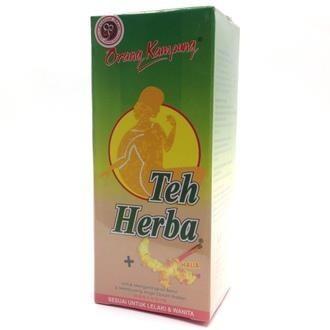 Orang Kampung Herbal Tea Ginger 25s