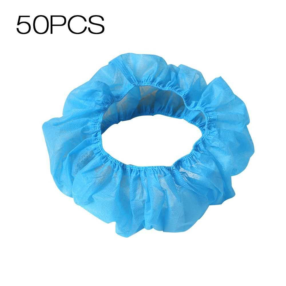 50pcs Disposable Toilet Covers Cushions Seat Cover Non-woven Business Travel waterproof Toilet Pad Prevention of Bacter