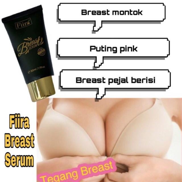 FIIRA KRIM PEMBESAR PAYUDARA LULUS KKM Original HQ🌸 Besar dan anjalkan payudara, increase cup size