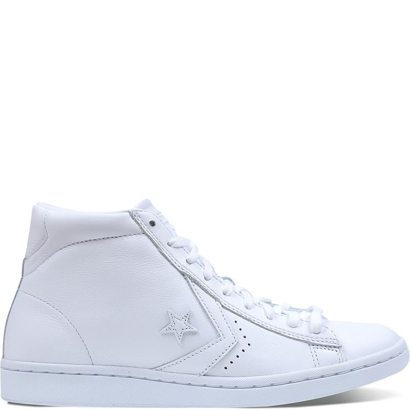 CONVERSE White Sneakers 558016C Hoch: : Schuhe