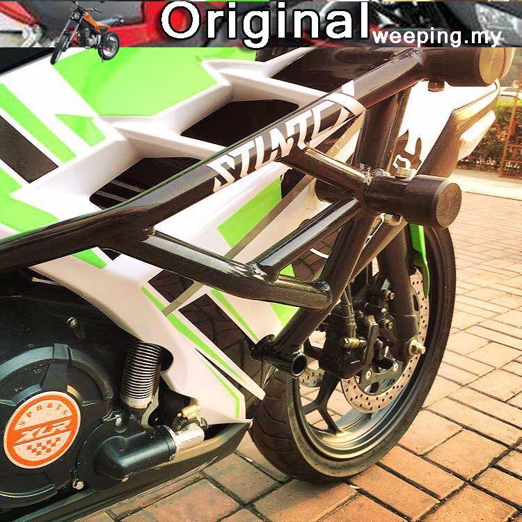 Kawasaki Ninja 250 Modif Cb - Pecinta Dunia Otomotif