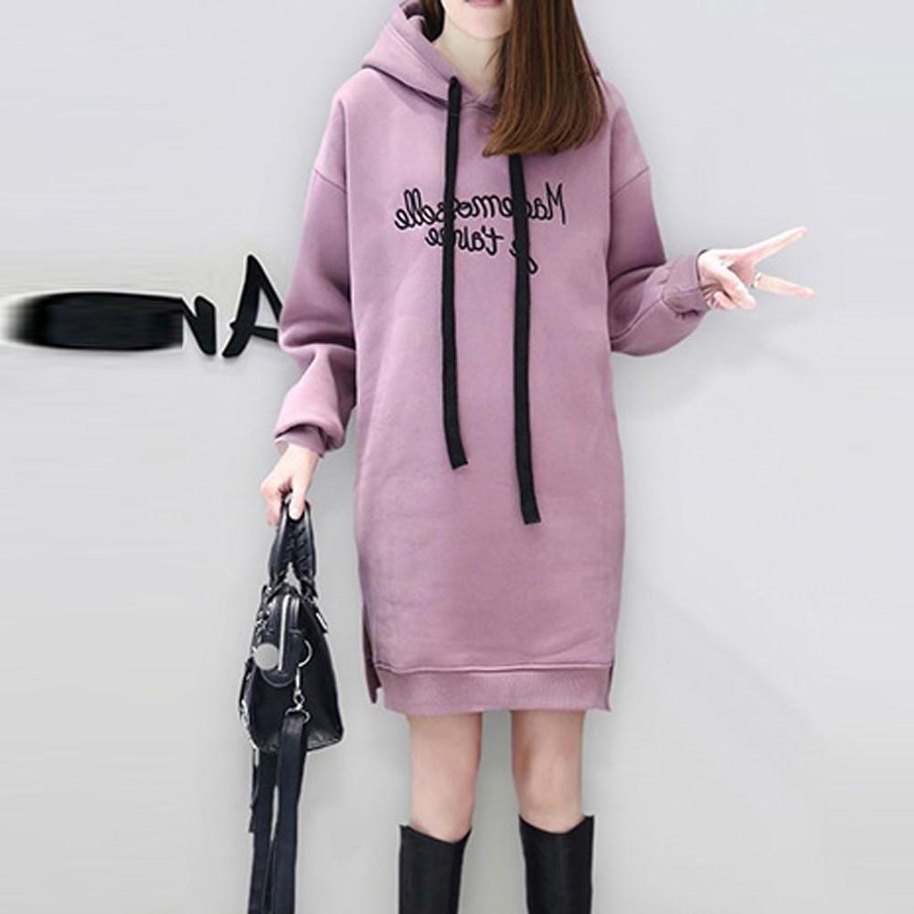 Details about  /D9505 Casual US dollar printed Woman Pants Set long sleeve Loose Sweatshirt 2XL