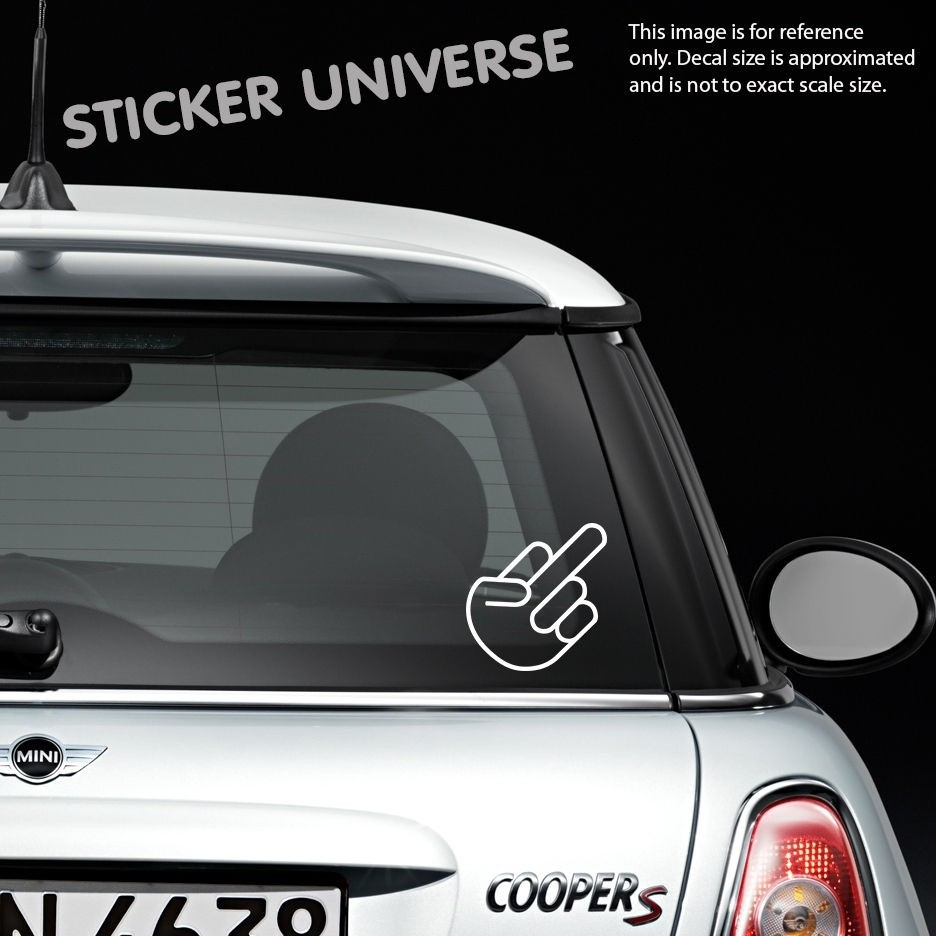 Bandage Cross 5 Vinyl Decal Car Window Sticker Bumper Euro