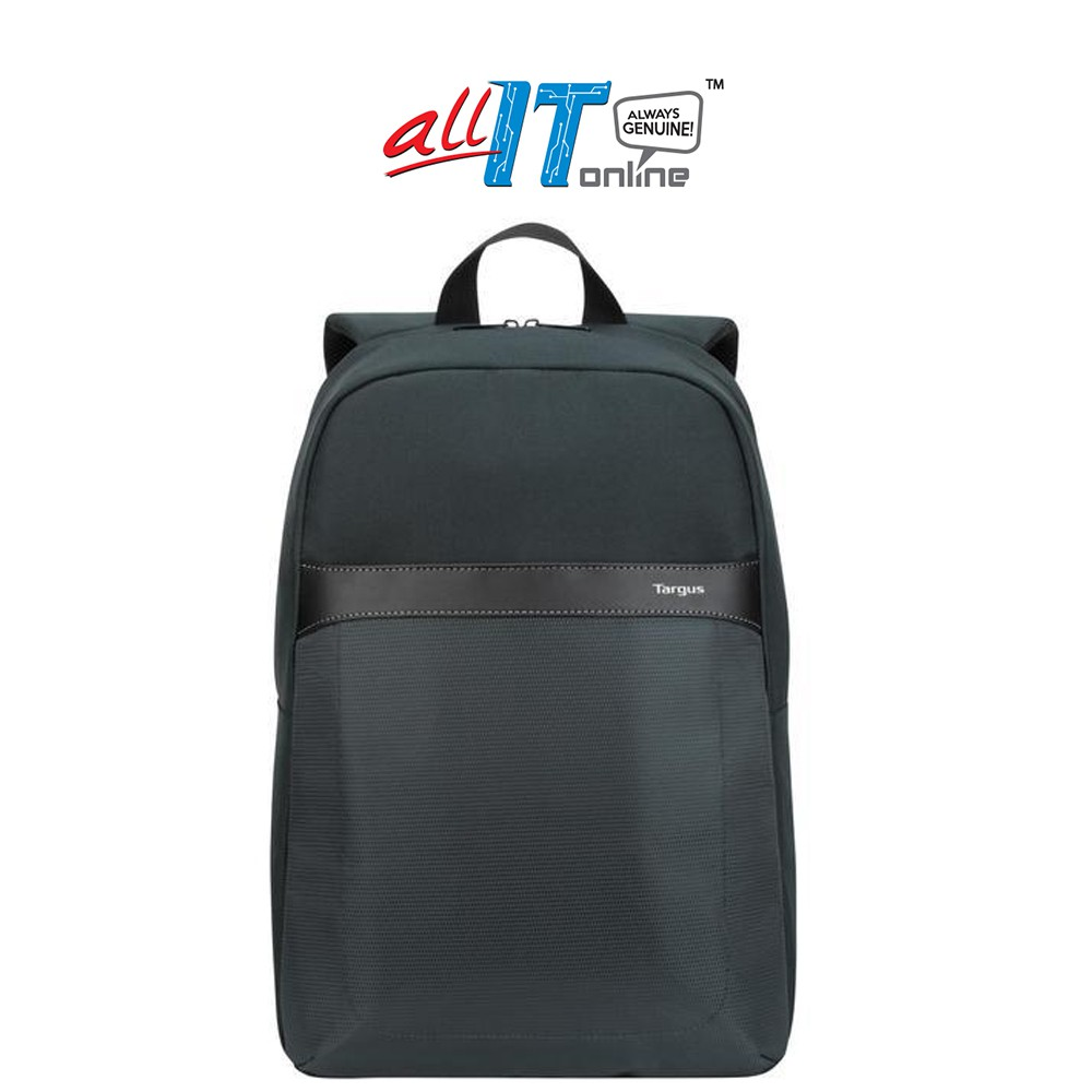 "189c2207d98 Targus 15.6"" Geolite Essential Backpack - Slate Grey(TSB96001GL-70)"
