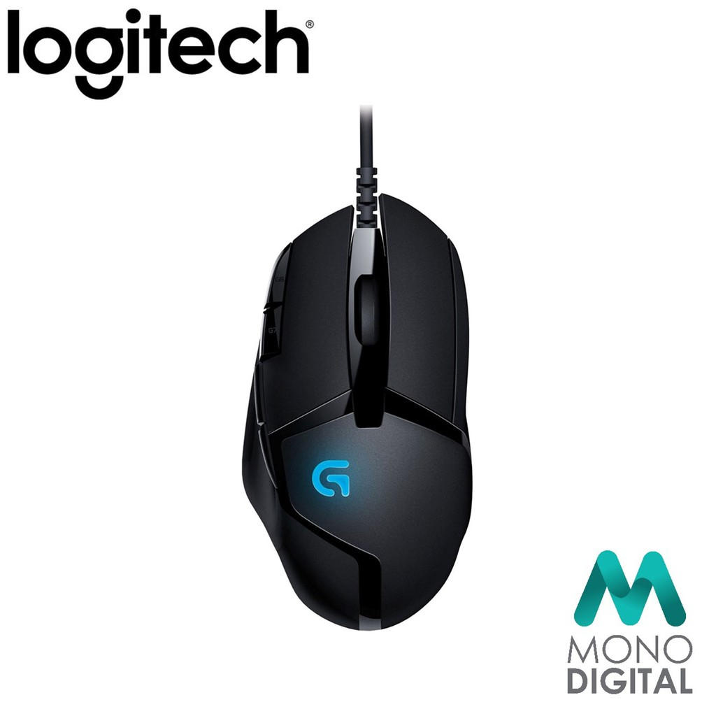 23ff46bfc2f Logitech G402 Hyperion Fury FPS Gaming Mouse with High Speed Fusion Engine  | Shopee Malaysia