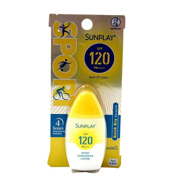 SUNPLAY SPORT UV SUNBLOCK FACE & BODY SPF120 PA++ WATERPROOF