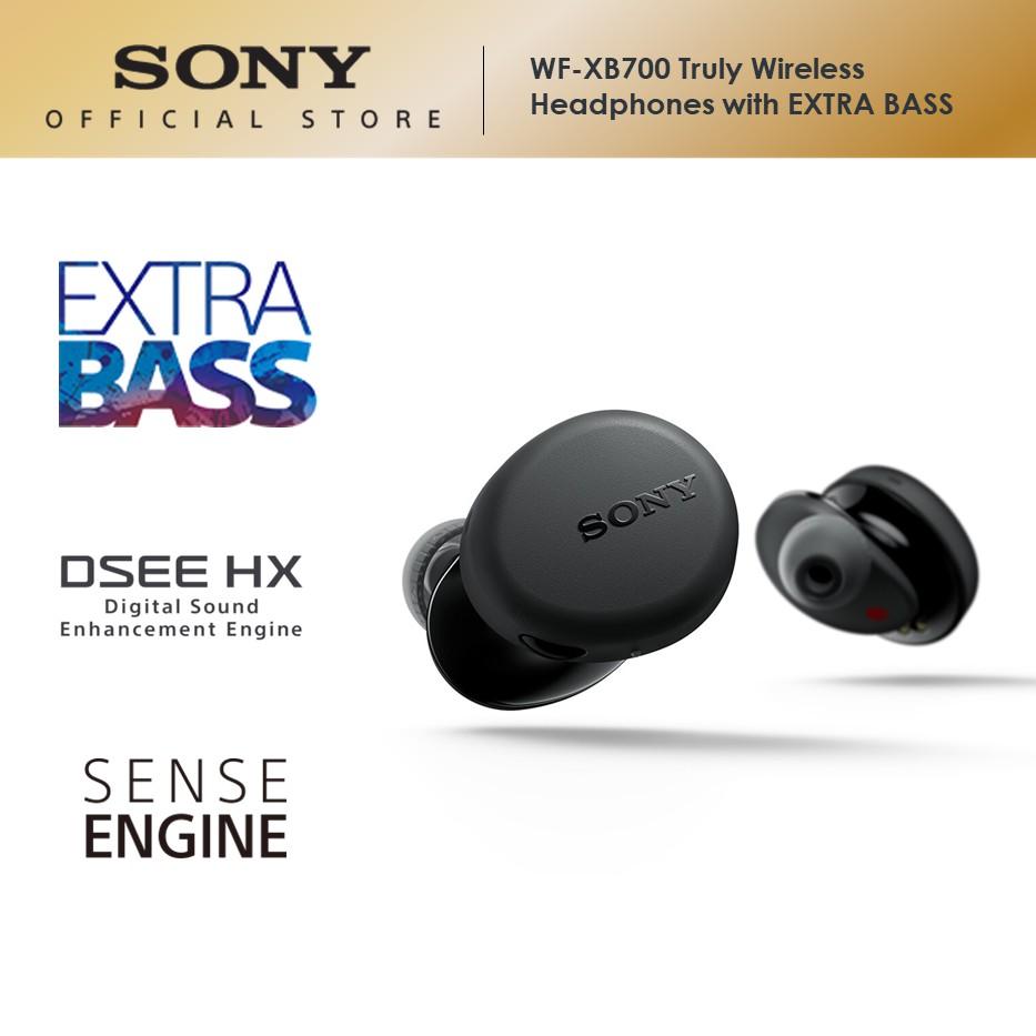 Sony WF-XB700 Truly Wireless Headphones with EXTRA BASS