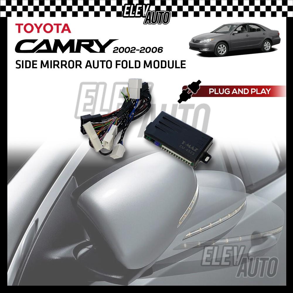 Side Mirror Auto Fold with Buzzer Toyota Camry 2002-2006