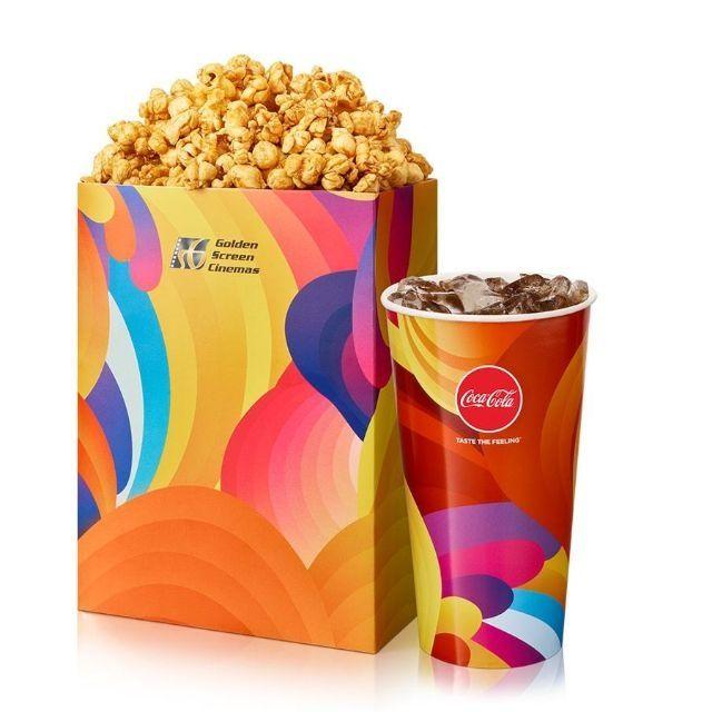 GSC Regular Popcorn Combo Voucher | Shopee Malaysia