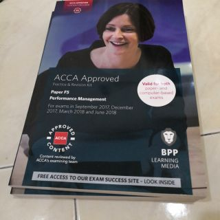 BPP ACCA P4 ADVANCED FINANCIAL MANAGEMENT: STUDY TEXT