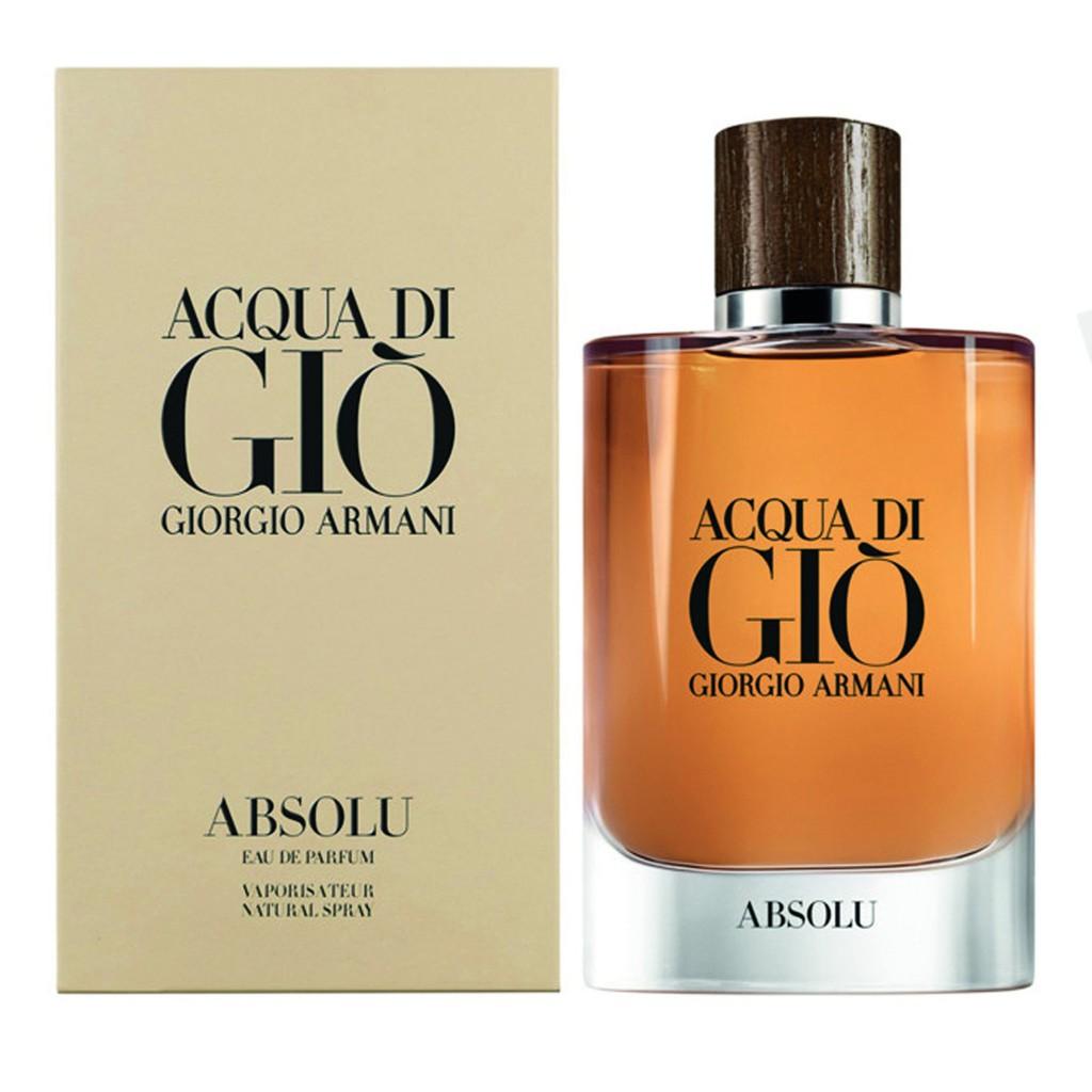 Original Acqua Di Gio Profumo 75ml Parfum Gift Set Perfume Shopee
