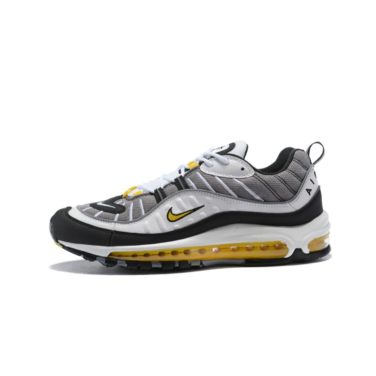 best loved e49a8 a04ec Ready Stock Nike air max 98 Breathable Lightweight Sneakers 100% Original