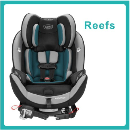 Evenflo Everystage Dlx All In One, Evenflo Everystage Dlx All In One Car Seat