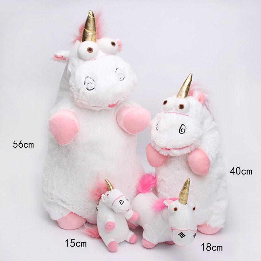 56cm 40cm 22cm 15cm Fluffy Unicorn Plush Toy Soft Stuffed Animal Unicorn Plush Dolls Plush Stuffed Toy Unicorn Pendant | Shopee Malaysia
